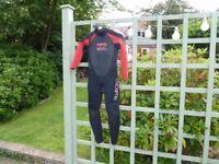Boys Billabong wetsuit