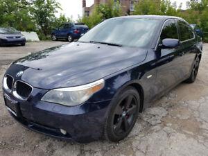 2006 BMW 5-Series 525XI Sedan**$7290.00+tax**clean title**