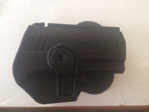 """Right handed """"pancake"""" holster - made for Walther - $15"""