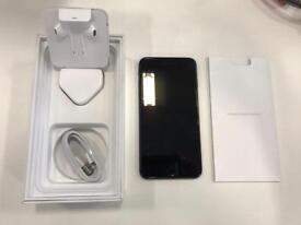 Iphone 7+ 128 GB Jet Black Unlocked