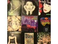 150 singles record collection