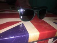 Ray Ban Sunglasses (Erika Green)