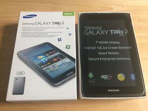 Samsung Tab 2 - 7 inch tablet