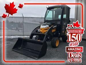 2013 YANMAR SC2400 TRACTOR/SNOW BLOWER (SUMMER SALE!)