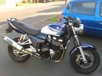 Suzuki gsx 1400 k6fe