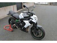 Kawasaki ER6N 650cc 2016