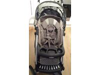 🌟Graco quattro tour deluxe travel system (pram/stroller /buggy /pushchair set)🌟