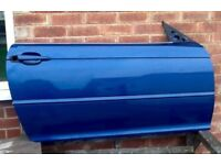 Bmw e46 coupe convertible doors sapphire black titan silver topaz blue orient blue estoril blue