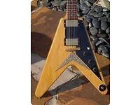 Gibson Flying V 1958 Reisue korina or mahogany (1984)