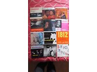 "54 7"" VINYL EP'S FROM THE FORTIES & FIFTIES"