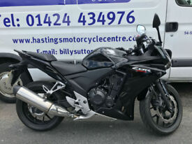 Honda CBR500R / A2 Compliant / CBR 500 / Nationwide Delivery / Finance