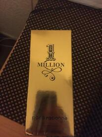 1 million paco rabanne brand new 100ml only £40!