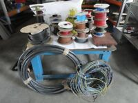 Electrical fittings & wire