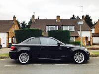 2010 BMW 1 Series Coupe M Sport, full service history