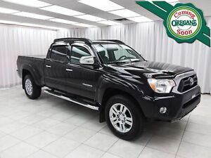 2015 Toyota Tacoma LIMITED 4.0L V6 4x4 4DR 5PASS DOUBLE CAB w/ B