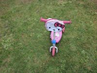Hello Kitty Scooter -