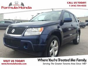 2011 Suzuki Grand Vitara JX | LOW KM!  | MUST SEE