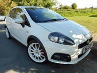 2008 Abarth Grande Punto 1.4 Turbo 3dr FSH! Bluetooth! 3 door Hatchback