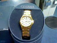 CITIZENS ECO DRIVE GENTS WATCH