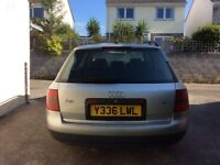 Audi A6 Estate 2001 Y reg £500. Reduced by £100 !!