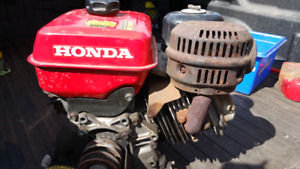 Honda 8hp GX240 snowblower engine