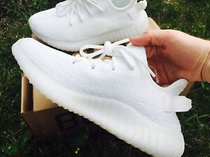 UA Yeezy Boost 350 v2 Cream Whites