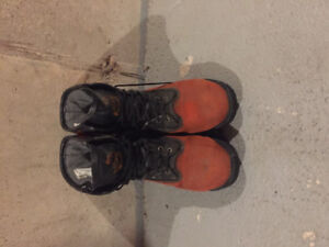 Royer forestry work boots