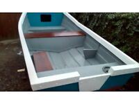 For sale, grp fishing boat