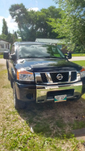 Nissan Titan 4x4 private sale