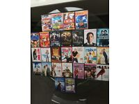 Adult & Childrens DVDS - Selling Seperately.
