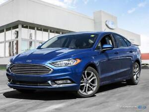 2017 Ford Fusion $166 b/w tax in | SE | Backup Camera | Satellit