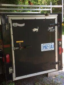 4x6 cargo trailer...Jensen's