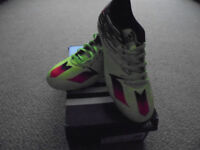 brand new adidas football boots size 7