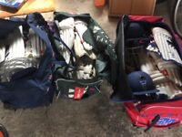 Bundle of Cricket Equipment