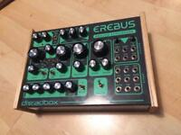 Dreadbox Erebus synthesiser synth synthesizer poly analogue