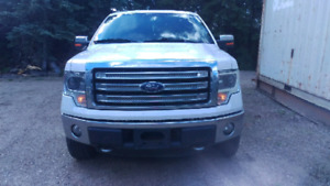 Ford F150 low kms