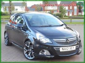 2012 (12) Vauxhall Corsa 1.6i 16v Turbo VXR