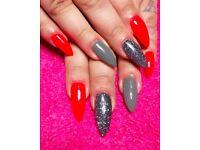 Calgel gel nails