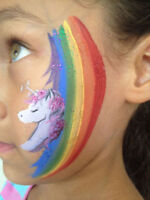 AMAZING AND AFFORDABLE FACE-PAINTING!!!!