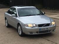 2006 VOLVO S80 2.4 D5 FULLY LOADED LOW MILES AUTO 1 YEAR MOT LOOKS AND DRIVES GOOD S60 S40 V50 V40