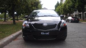 2011 Toyota Yaris Sedan