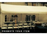 Chair and table sale hire