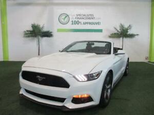 Ford mustang convertible 2016 **13900KLM***