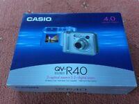 Casio QV-R40 camera