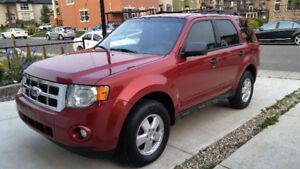 2012 Ford Escape XLT 4 Cyl 2.5L
