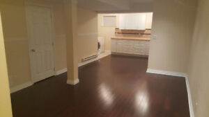 1 BR Basement Suite - rent negotiable
