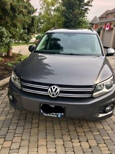 2015 VW Tiguan 4Motion Lease Take Over + Cash Incentive + More