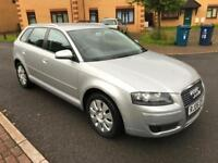 2006 Audi A3 1.6 Special Edition Sportback - NEW CAMBELT - NEW CLUTCH