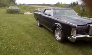 71 lincoln 460 enigine