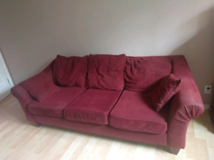 couch for sale 50$